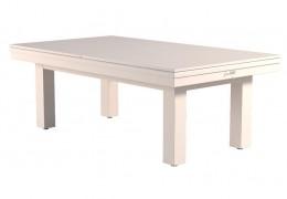ALDERNAY laqué blanc – Table